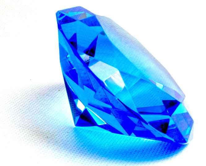 Diamond make dead body
