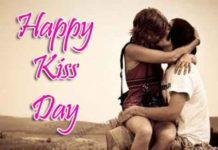 Kiss day