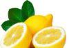Benefits lemon peel