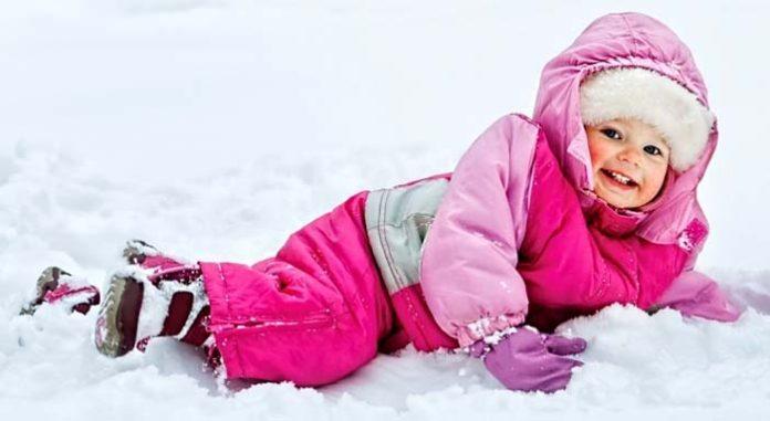 Winter season dangerous for children