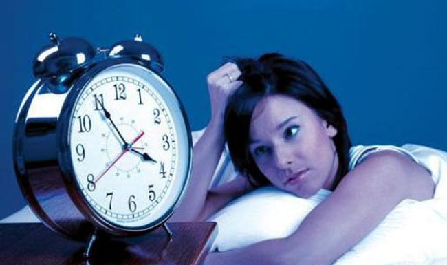 Do not sleep at night