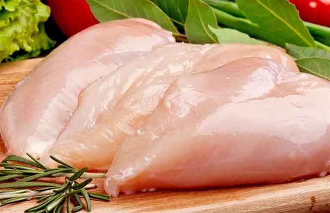 Bad Chicken meat