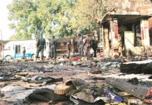 Haidrabad blast