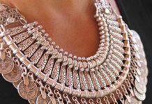 Women wear jewellery