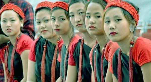 women of arunachal pradesh