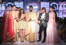 Fashion designer Sufi Sabri
