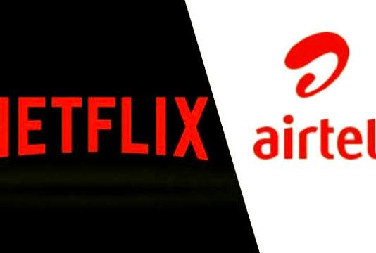 Airtel and NetFlix