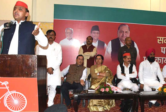 No competitor of samajwadi