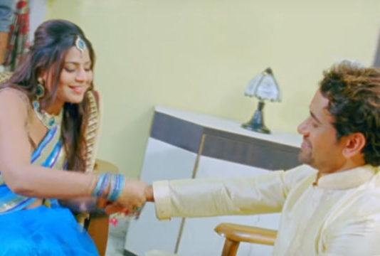 Bhojpuri video of raksha bandhan