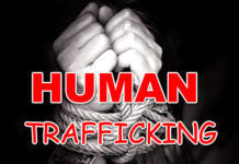 2 women including 6 People arrested for human trafficking