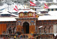Badrinath Dham will be developed under Master Plan