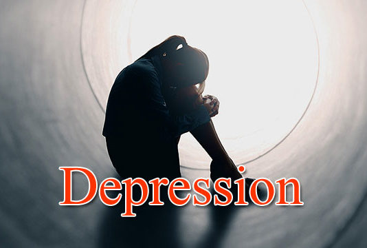 Depression Second major cause of death after heart attack in the world