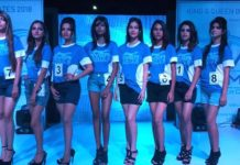 Organizing Fashion and Modeling Contest