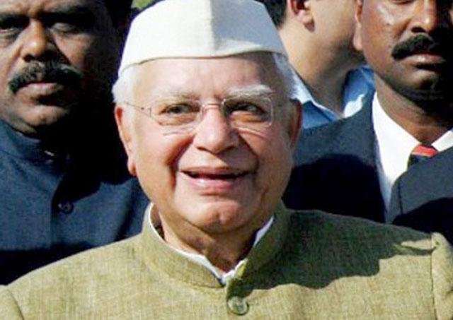 Former CM ND Tiwari passed away