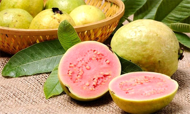 Identify that guava is sweet or not