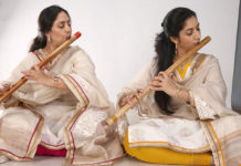 Organizing flute performances from Flute Sisters