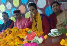 BJP Leader Shaila Rani Rawat