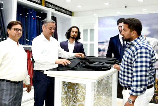 Fazal the designer showroom