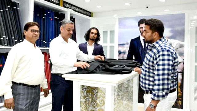 Fazal the designer showroom