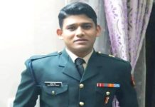 Major Chitresh Bisht