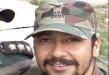 Shaheed Major Vibhuti Dhondiyal