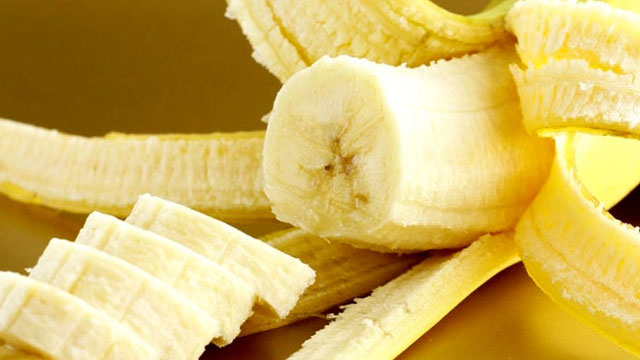 Real name of banana